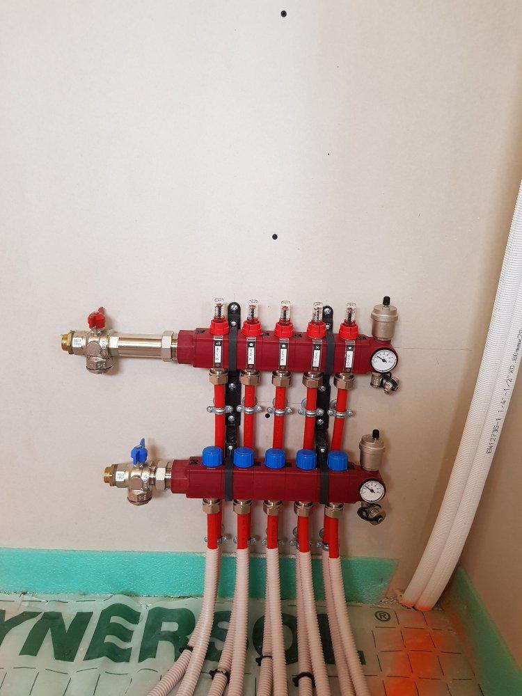 Entreprise spécialisée dans l'installation de système de chauffage à Aubenas